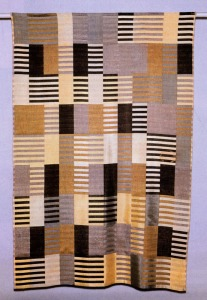 albers (anni), untitled wall hanging, 1926